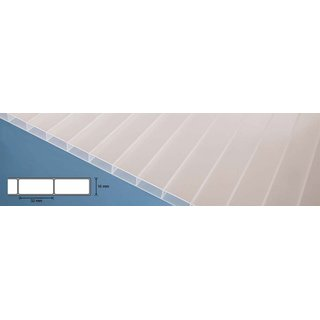 HIGHLUX® Sunstop Sky Stegplatten 16 mm