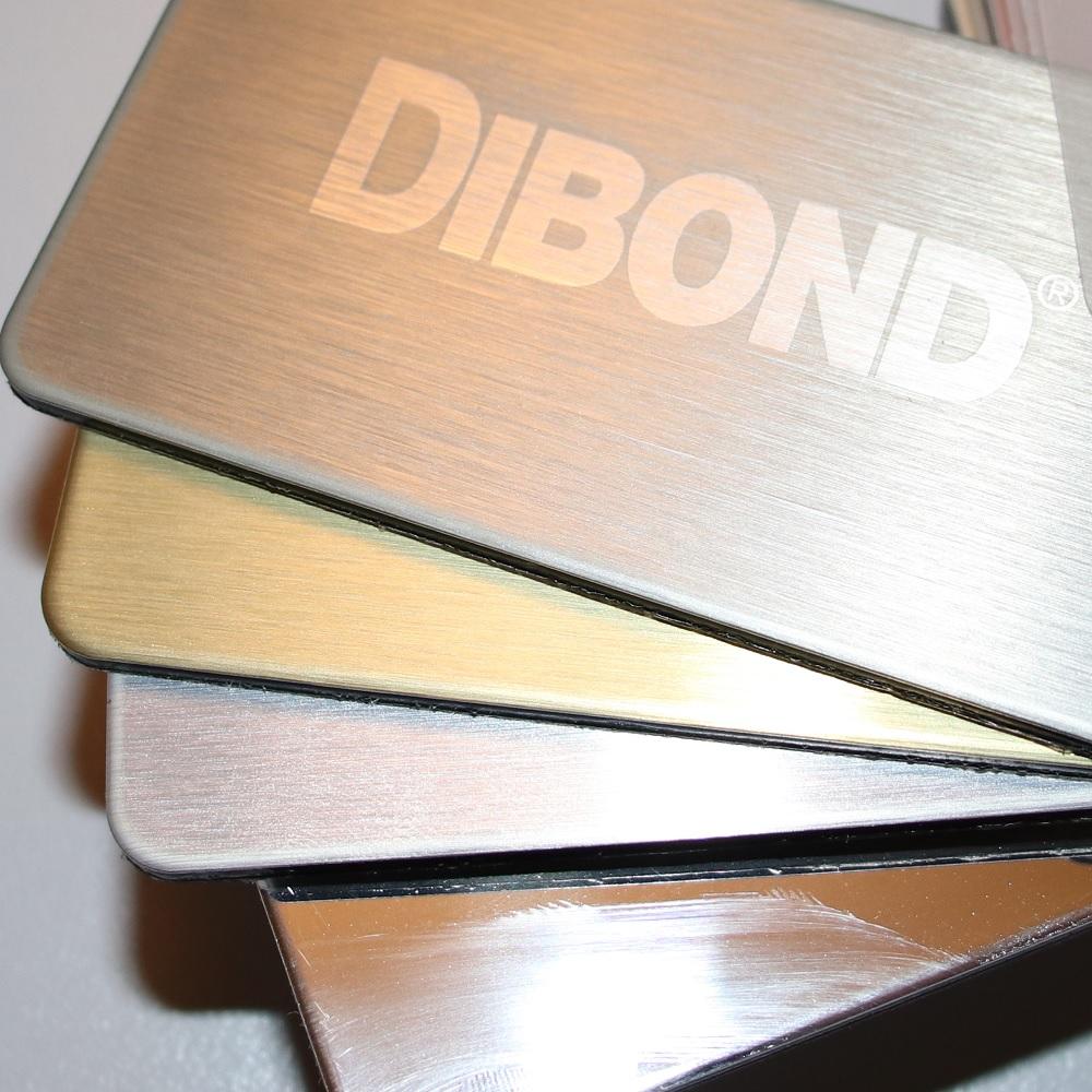 Weiße Aluverbundplatten 6mm große Auswahl Verbund Platten Aluminium Kunststoff